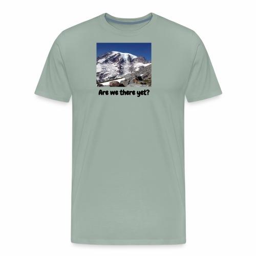 PhotoBomb Chipmunk Funny Tee - Men's Premium T-Shirt