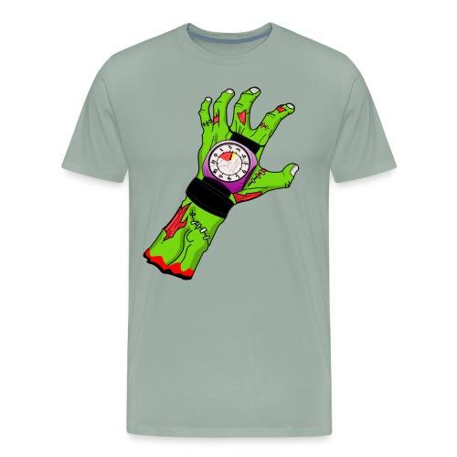 Altitude Zombie! - Men's Premium T-Shirt