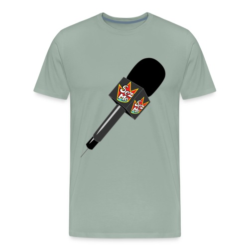 MicrophoneORG Tshirt png - Men's Premium T-Shirt