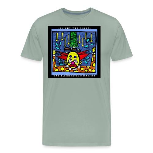 Stomping Blight - Men's Premium T-Shirt