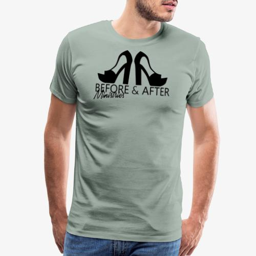 Before & After Ministries - Men's Premium T-Shirt