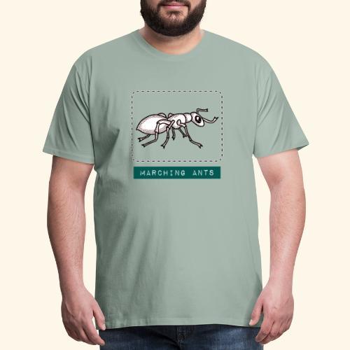 Marching Ants - Men's Premium T-Shirt