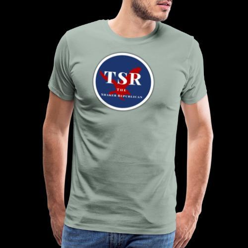 The Shaker Republican - Men's Premium T-Shirt