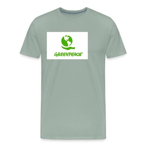 greenpeace - Men's Premium T-Shirt