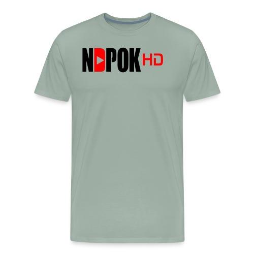 NdpokHD channel - Men's Premium T-Shirt
