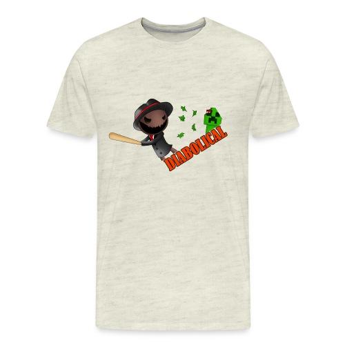 Diabolical sack png - Men's Premium T-Shirt
