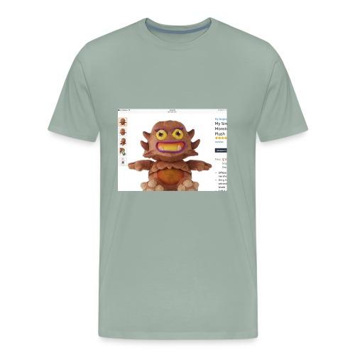 EC8D135D 93F2 44B7 95D0 7800456D40C2 - Men's Premium T-Shirt