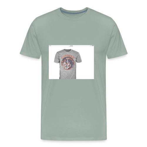 99264560 F256 48B8 8EBD CF58559C96F - Men's Premium T-Shirt