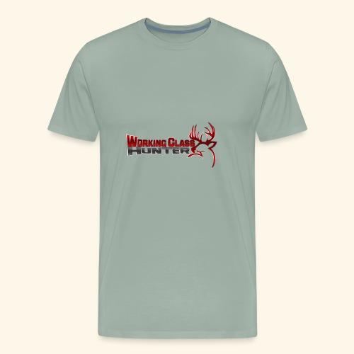 Working Class Hunter - Men's Premium T-Shirt