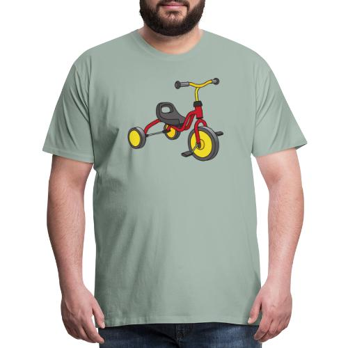 Tricycle for kids - Men's Premium T-Shirt