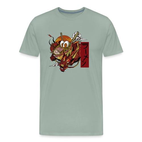 Great Ramen Of Dragon - Men's Premium T-Shirt