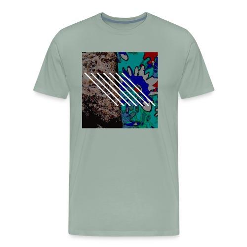 FireFlower - Men's Premium T-Shirt