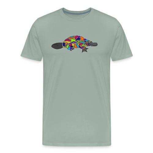 Platypus - Men's Premium T-Shirt