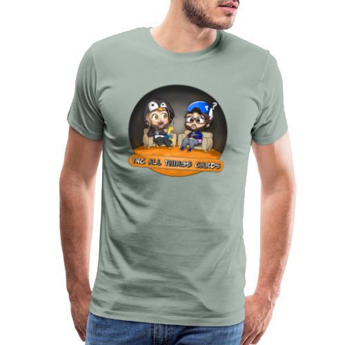 All Things Cards - Men's Premium T-Shirt