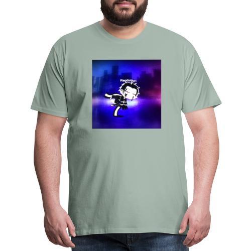 B26FC374 8749 4A33 A7E6 7EC1A963B948 - Men's Premium T-Shirt