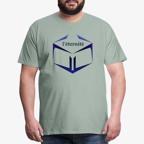 l'éternité - Men's Premium T-Shirt