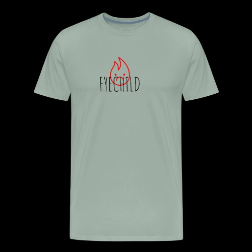 Fyechild - Men's Premium T-Shirt