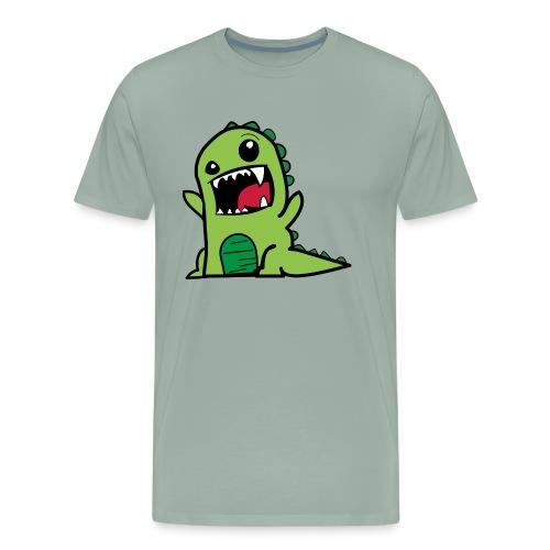 Dinosaurs - Men's Premium T-Shirt