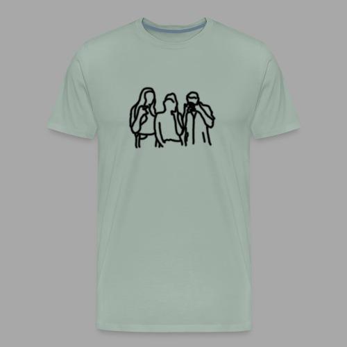Bad Bitches - Men's Premium T-Shirt