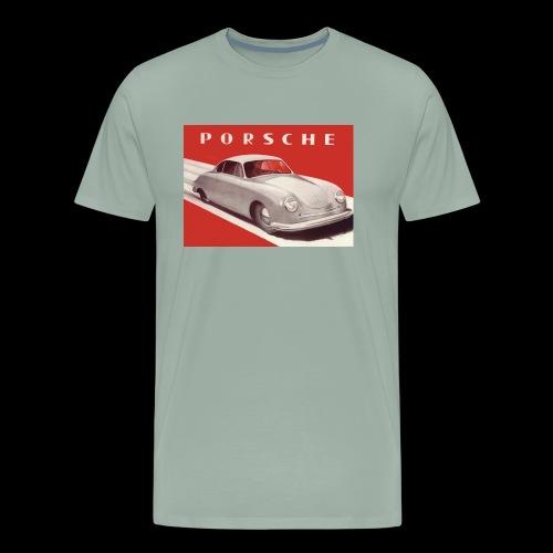 356 old car design - Men's Premium T-Shirt