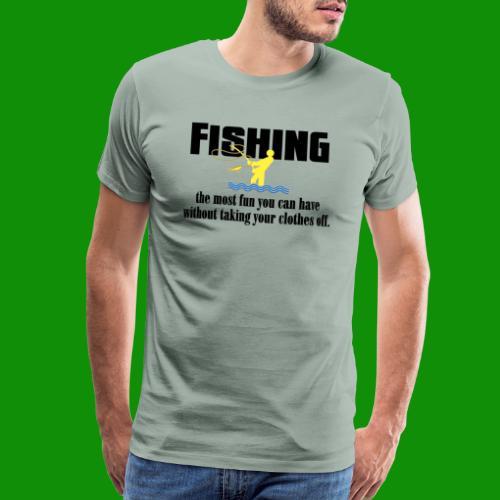 Fishing Fun - Men's Premium T-Shirt