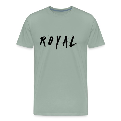 Royal Hoodie - Men's Premium T-Shirt