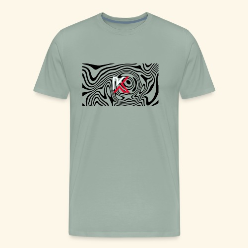 10eeee0 1009403 background - Men's Premium T-Shirt