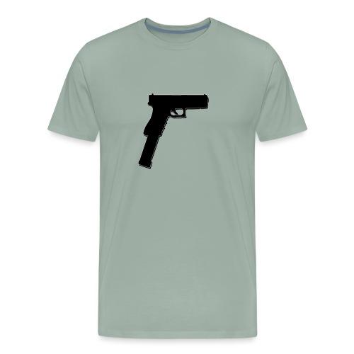 Mopstickin' - Men's Premium T-Shirt