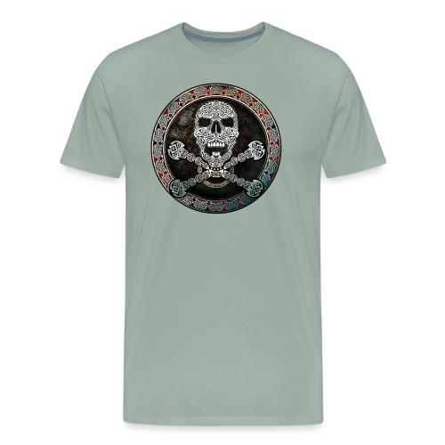 skullxbones - Men's Premium T-Shirt