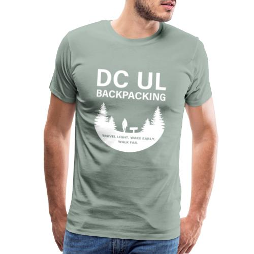 Travel Light - Men's Premium T-Shirt