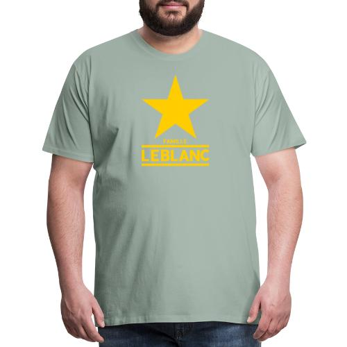 The White - Men's Premium T-Shirt