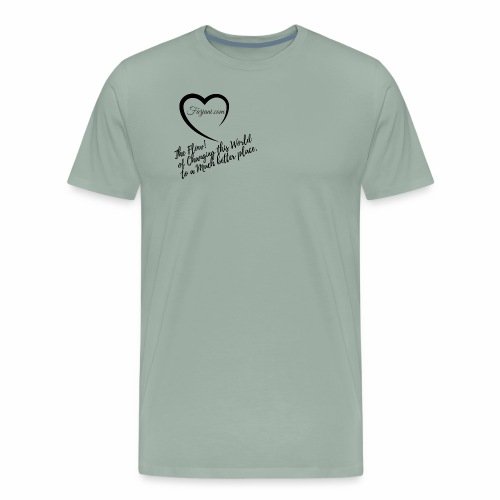 The Flow by Farjani.com - Men's Premium T-Shirt