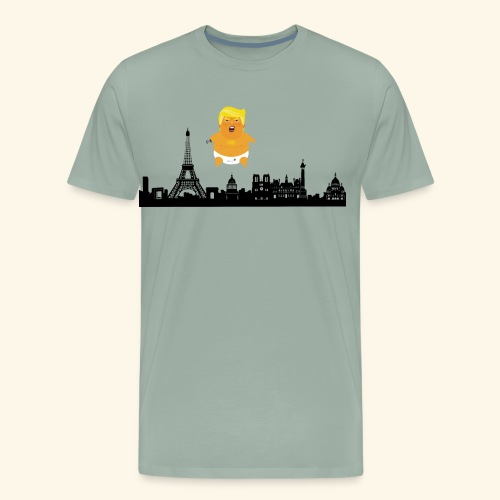 paris - Men's Premium T-Shirt