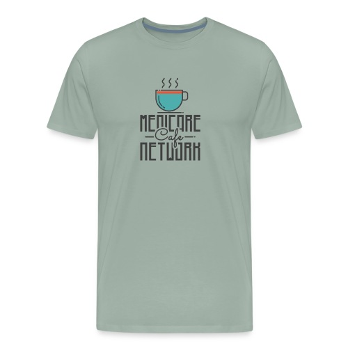 Medicare Cafe Network - Men's Premium T-Shirt