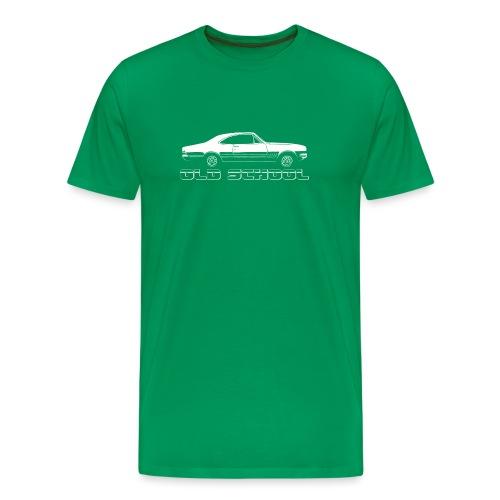 HK MONARO - Men's Premium T-Shirt