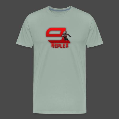 Replex loooogo png - Men's Premium T-Shirt