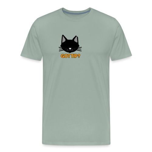 Got Tip? - Men's Premium T-Shirt