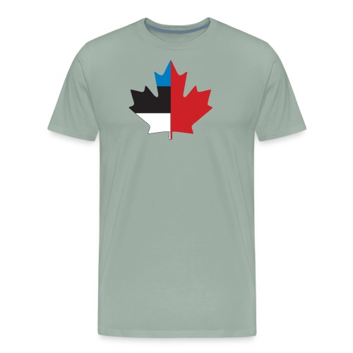 Esto-Canadian - Men's Premium T-Shirt
