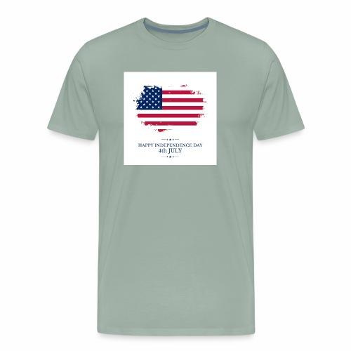 Independence Day IMG 0433 - Men's Premium T-Shirt