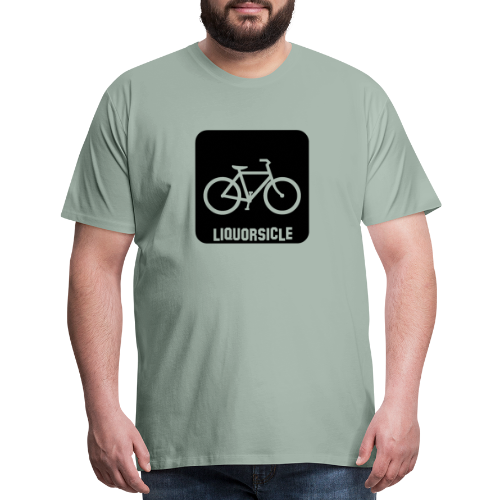 Liquorsicle - Men's Premium T-Shirt