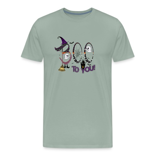 Halloween Boo To You - Men's Premium T-Shirt