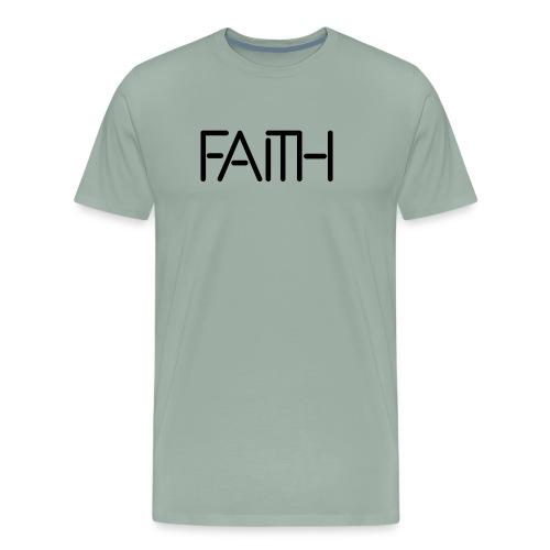 Faith tshirt - Men's Premium T-Shirt