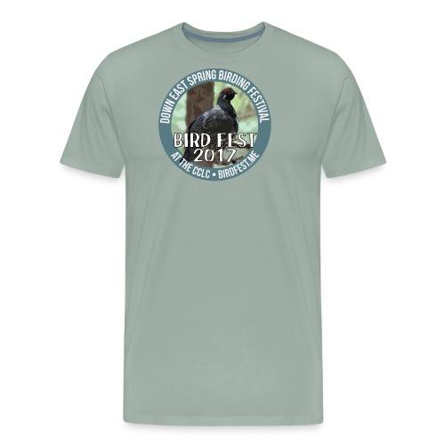 Down East Bird Fest 2017 - Men's Premium T-Shirt