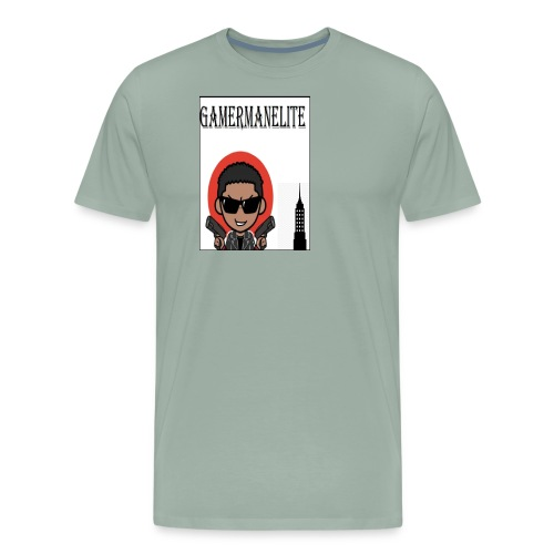 gamerman elite - Men's Premium T-Shirt