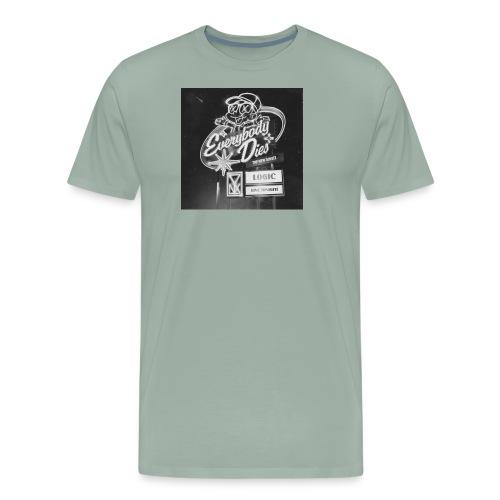 everybody dies - Men's Premium T-Shirt