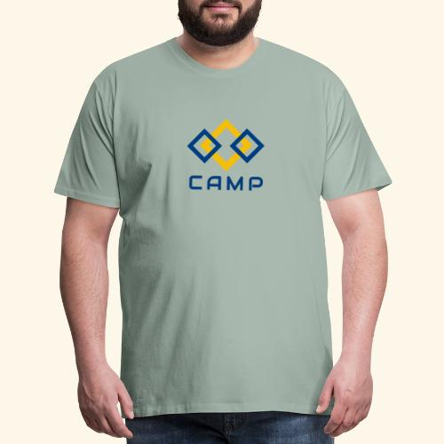 CAMP LOGO and products - Men's Premium T-Shirt