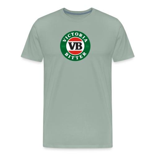 Victoria Bitter Beer - Men's Premium T-Shirt