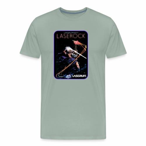 Laserium Design 002 - Men's Premium T-Shirt