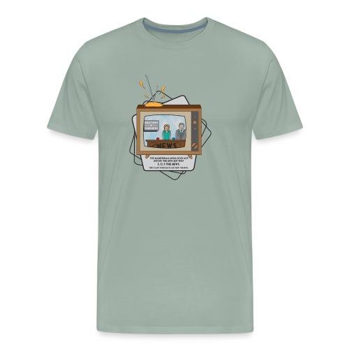 fakenews - Men's Premium T-Shirt