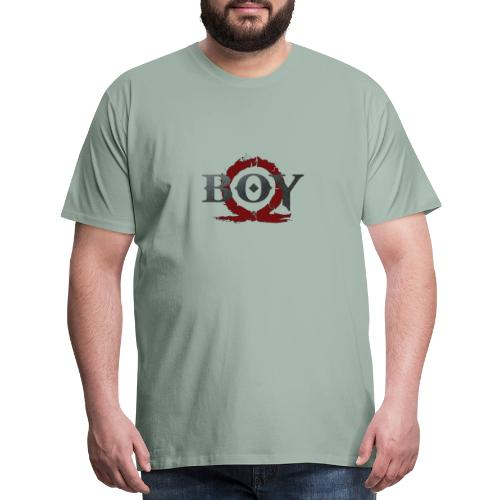 Dad Of Boy - Men's Premium T-Shirt